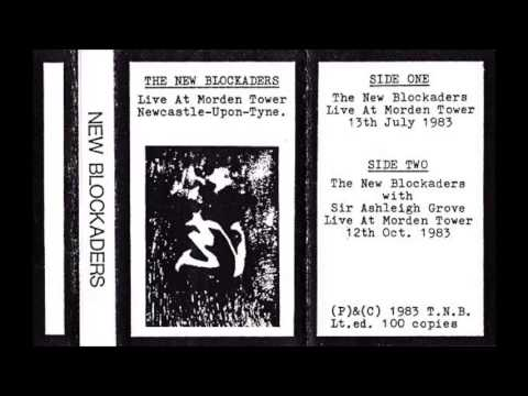 Live At Morden Tower Newcastle-Upon-Tyne by The New Blockaders