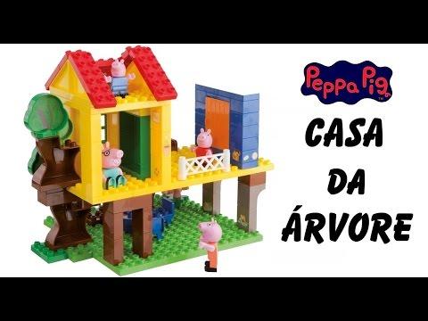 A casa na rvore da peppa pig lego blocos de constru o em portugues br la casa del arbol - Peppa pig la casa del arbol ...