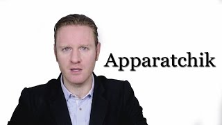 Apparatchik - Meaning | Pronunciation || Word Wor(l)d - Audio Video Dictionary