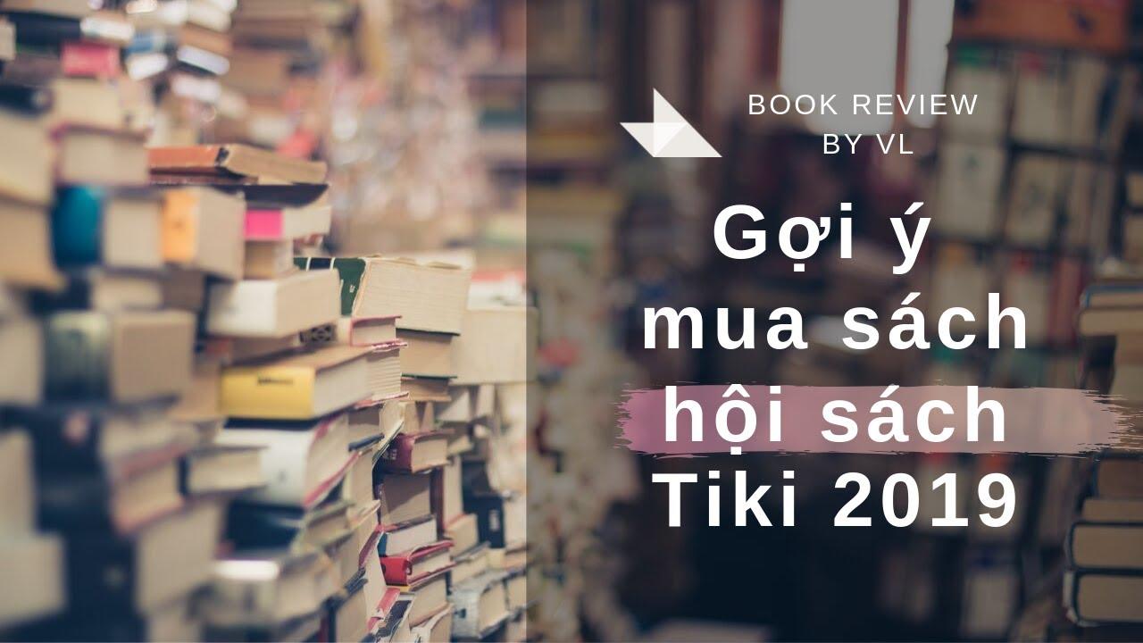 Cùng Vui Lên mua sách hội sách Tiki Online 2019 I Săn sách giá rẻ