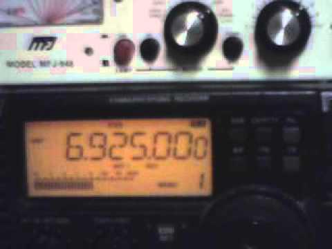 RFW Radio Free Whatever pirate shortwave radio station