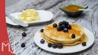PANCAKES (DE JAMIE OLIVER) | Para rellenos dulces y salados