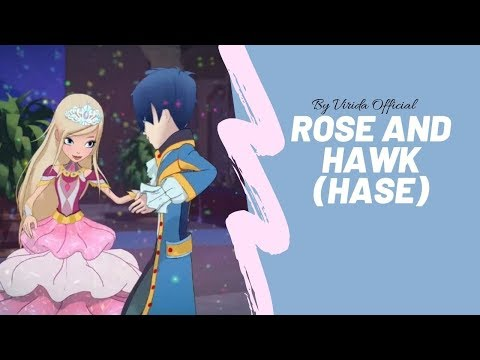 Regal Aademy (HASE)    Hawk And Rose