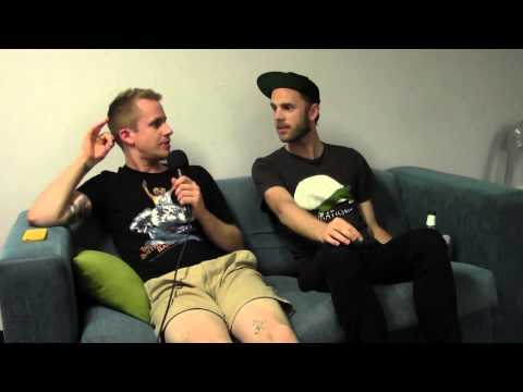 Luca Brasi Interview: Tasmanian Punk Rockers supporting Bodyjar!