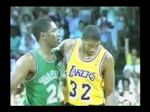 1988 NBA Playoffs: Mavs vs Lakers