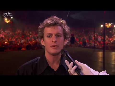 Festival Mondial INTERVIEW Cie Sans Gravité