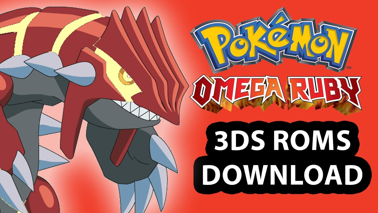 Pokemon Omega Ruby | Gameplay | 3ds Roms | 3ds CIA | Download