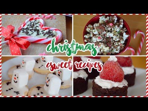 Vianočné Recepty A Sladkosti | Michelle Straw