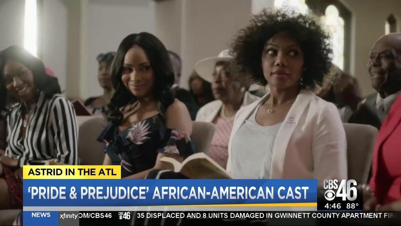'Pride & Prejudice' African-American cast