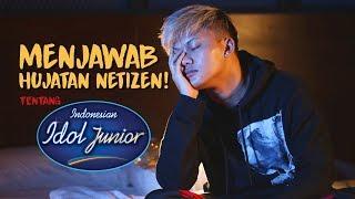 Video RIZKY FEBIAN MENJAWAB HUJATAN NETIZEN TENTANG #Indonesianidoljunior download MP3, 3GP, MP4, WEBM, AVI, FLV Oktober 2018