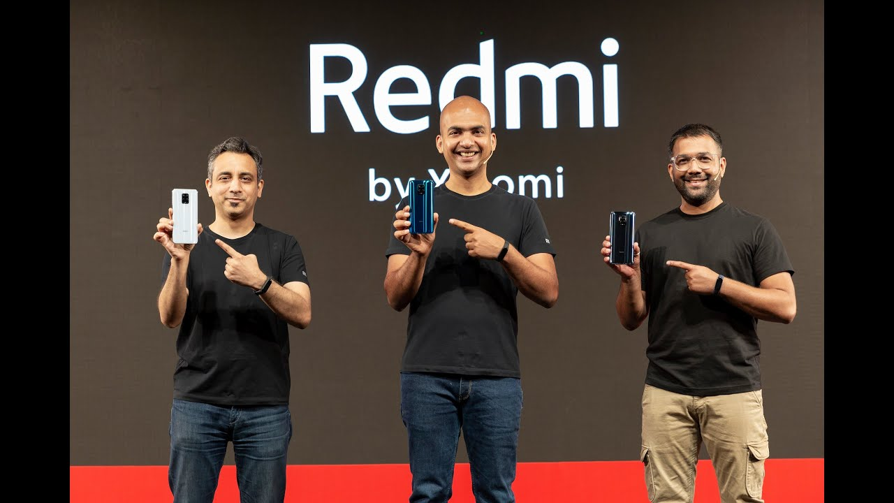 Redmi Note 9 Pro and Redmi Note 9 Pro Max launch event!