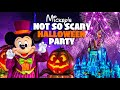 Top 10 Must Dos at Mickey's Not So Scary Halloween Party 2019