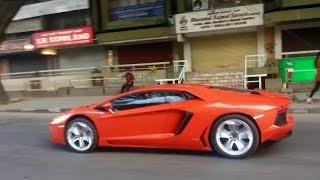 Lamborghinis in Bangalore (2014) | LOUD Revvs & Accelerations!