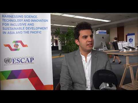 Voices from the Fifth Asia-Pacific Trade and Investment Week: Shahab Shabibi