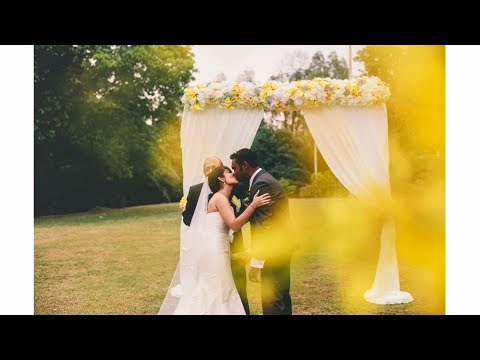 Actual Wedding Day Slideshow (SDE) | Raja + Chrystal