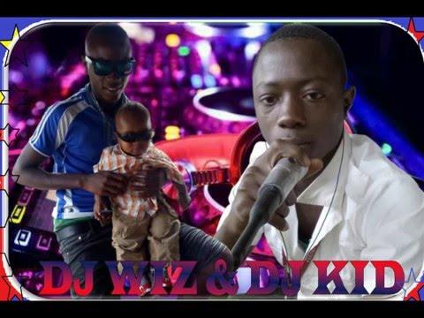 DJ WIZ LIBERIA MIX, DENG,  EricGeso DJ T MAN