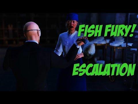 FISH FURY! - Hitman 2 Escalation (The Aelwin Augment)