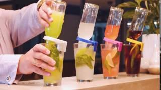 DigiGround's EzyPour Drink Video