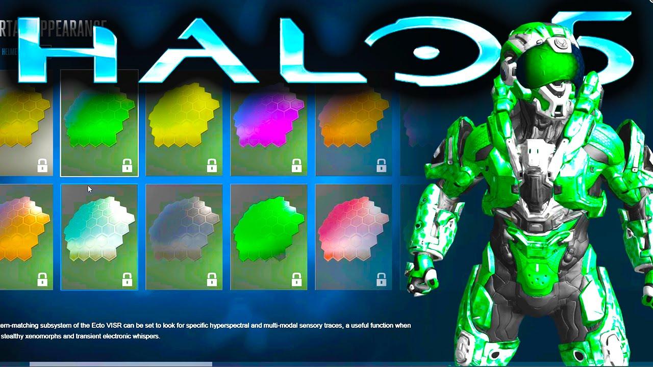 Halo 5 Online Spartan Customization   Spartan Company (Clans)