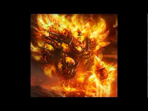 World of Warcraft - Firelands Boss