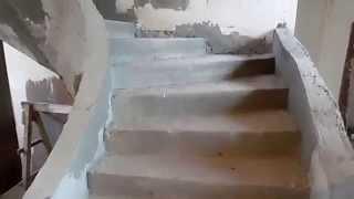 Монолитные лестницы из бетона(, 2014-12-02T17:36:55.000Z)