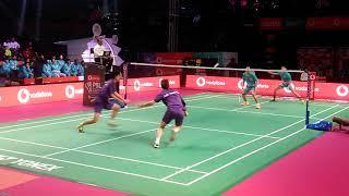 Lee Yong dae (Korea)vs Hendra Seitwan(Indonesia) 4th January 2018