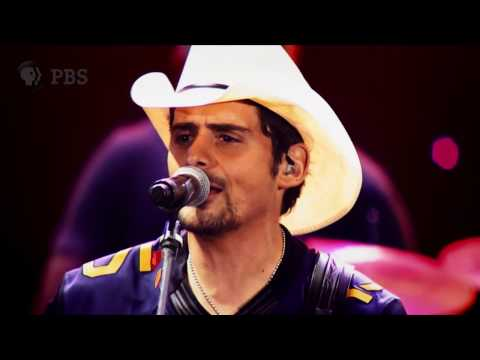 American Saturday Night | Brad Paisley - Landmarks Live in Concert