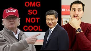 USA CANCELS TRADE MEETING WITH CHINA. What Now?
