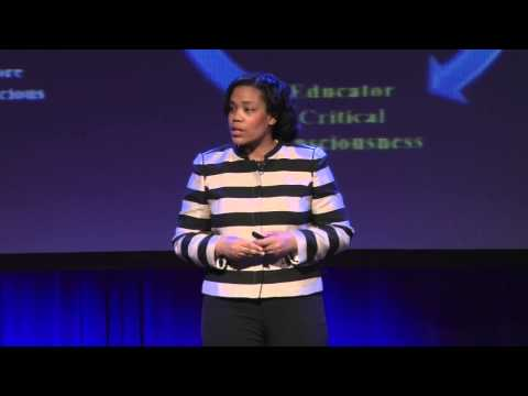 The consciousness gap in education - an equity imperative | Dorinda Carter Andrews | TEDxLansingED