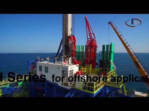 Drillmec Hydraulic Rig Series HH Offshore (2016)
