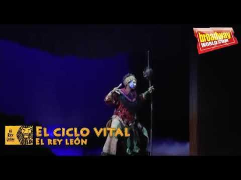 El Rey León entrada musical