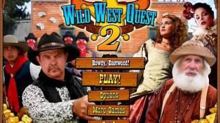 Wild West Quest 2 - Intro