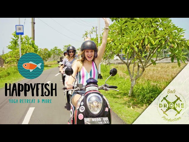 Happy fish - Yoga Retreat - Canggu - Bali