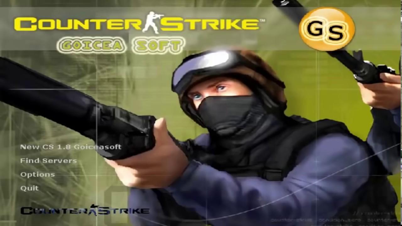 لعبة كونترا سترايك 1.8 الاصلية