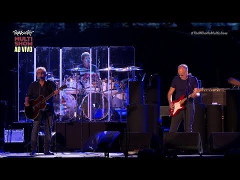 THE WHO - Rock In Rio 2017 (HDTV)