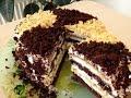 Сметанник торт - очень вкусный рецепт сметанный торт  homamade cake  english subtitles