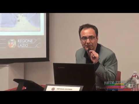 ANTONIO COLOMBI - PREVENZIONE SISMICA E GESTIONE DELL'EMERGENZA