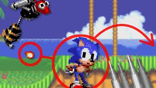 Sonic the Hedgehog 2 but you have less than 50 jumps