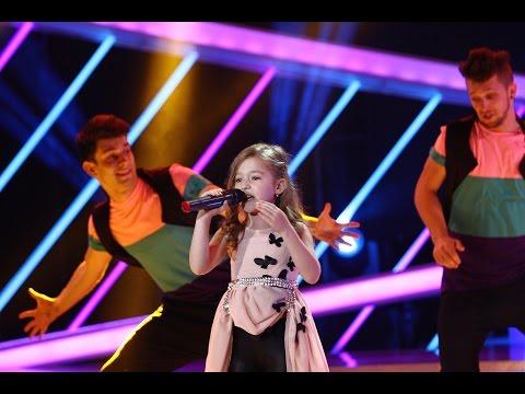 "Feli Donose - ""Creioane colorate"". Vezi interpretarea Arianei Doboş, la Next Star!"