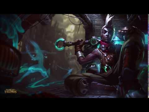 Ekko Sound - Don't Blink - League of Legends