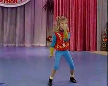 Full House Stephanie Dance video - She's a Maniac