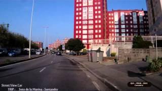 QQLX 0238 SPAIN Cantabria   Soto de la Marina   Santander   Street View Car 2014