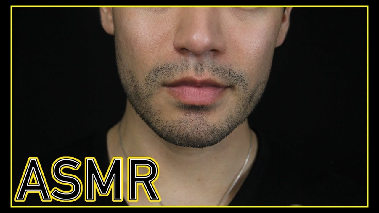 Asmr Super Relaxing Wet Mouth Sounds Male Close Up Ear Eating Sounds For Sleep Relaxation