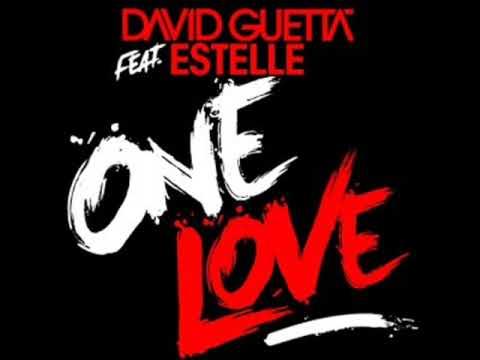 David Guetta Ft Estelle (Attacca Pesante Remix) One Love