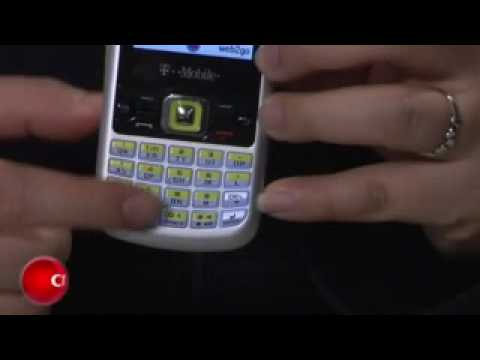 Samsung SGH-T349 Review!