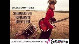 Soluna Samay - Should