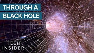 What Would Happen If You Traveled Through A Black Hole