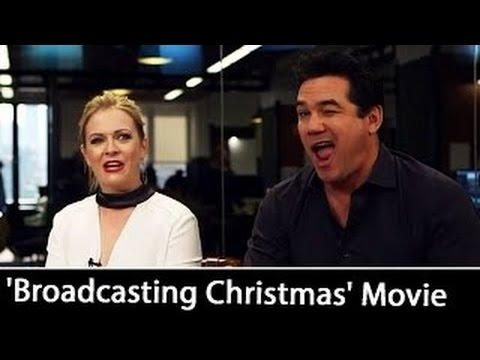 'Broadcasting Christmas' Movie: Dean Cain & Melissa Joan Hart Interview | November 17, 201