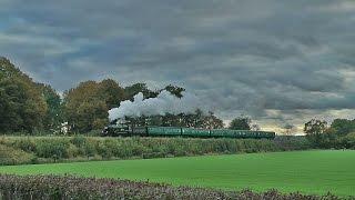 Mid Hants Railway - Autumn Steam Spectacular - 25/10/14