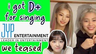 Download lagu ITZY Yeji Ryujin: JYP trainee days, audition story, slumps (pre debut)